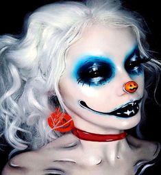 Demon Makeup, Skull Makeup, Sfx Makeup, Costume Makeup, Makeup Eye Looks, Creative Makeup Looks, Crazy Makeup, Amazing Halloween Makeup, Halloween Makeup Looks