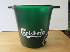 #Carlsberg #copenhagen ice beer #bucket,  View more on the LINK: 	http://www.zeppy.io/product/gb/2/181973785778/