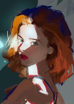 Amazing Learn To Draw Eyes Ideas. Astounding Learn To Draw Eyes Ideas. Digital Portrait, Portrait Art, Digital Painting Tutorials, Art Tutorials, Wow Art, Art Studies, Pretty Art, Aesthetic Art, Digital Illustration