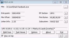 Facebook hacking tool 2