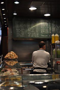 Kiosko Universal en la Boqueria   Barcelona by Kat n Kim, via Flickr