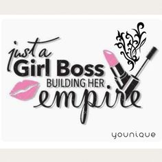 Younique Images, Younique Presenter, Makeup Quotes, Be Your Own Boss, Girl Boss, Business Tips, Hair Beauty, Join, Lipstick