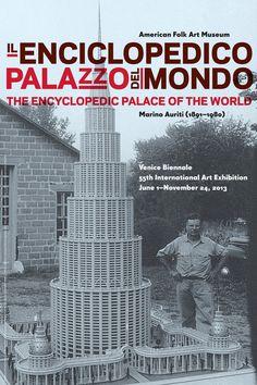 Il Enciclopedico Palazzo Del Mondo Poster