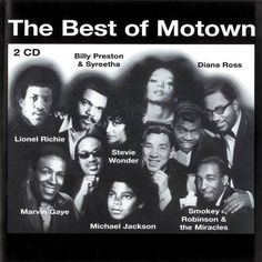 Motown - I can sing to this all day