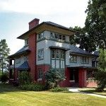 Rockford Prairie House  http://www.oldhousejournal.com/  This online journal is for restoring old houses in North America