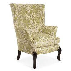 Dautry Chair in Tribal Pear