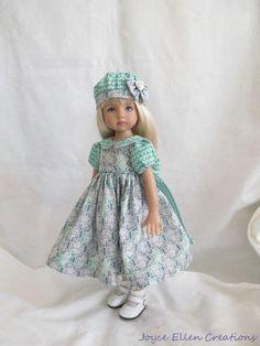 "13"" Dianna Effner Little Darling Downton Rose 4 pc set OOAK handmade by JEC #JoyceEllenCreations"
