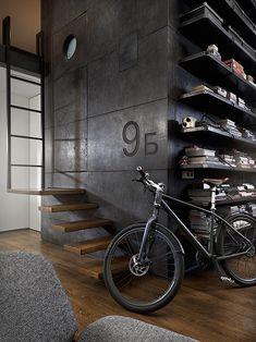 LOVE this loft B9 :: sofia, bulgaria