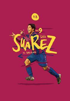 Suarez - FCBarcelona
