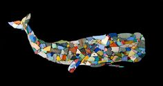 colorful whale art - Google Search