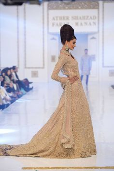 Faraz Manan Bridal - 2014 - pinned by Kamal Beverly Hills - luxury couture showroom based in Beverly Hills, CA. Www.KamalBeverlyHills.com