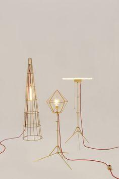 Lighting Elements by Alberto Biagetti