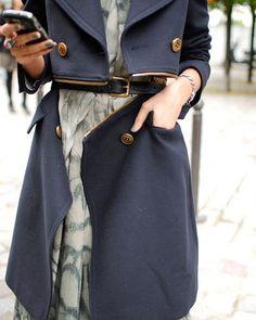 LE CATCH: the winter coat