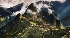 This is Machu Picchu (Lost City of the Incas),located in Cusco Region of Peru. Machu Picchu, Places To Travel, Places To See, Pichu, Travel Photographie, Les Continents, Beautiful Places In The World, Amazing Places, Wonders Of The World