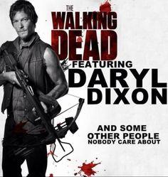 Walking Dead. Daryl Dixon love