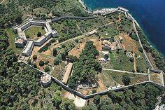Greek castles - Niokastro or Navarino Castle, Municipality of Pylos - Nestor, Pylos City Photo, Castles, Castle, Forts, Locks