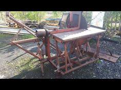Ad David Brown Tractor Saw Bench Classic Tractor Vintage Tractors Tractors