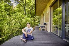 Az első magyarországi konténerház – Megmutatjuk kívülről és belülről is! Container House Plans, Container House Design, Weekend House, Play Houses, Container Gardening, Interior Architecture, Tiny House, Interior Decorating, Cabin