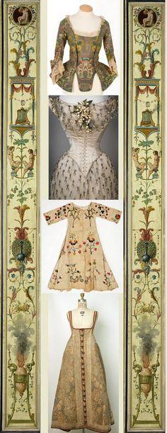beautiful antique clothing
