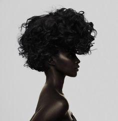 DSW - Dark Skin Women — divalocity: Kiara Kabukuru by Samuli Karala