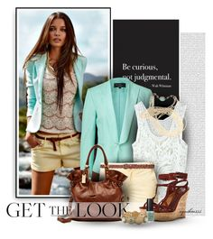 """""""Get the Look"""" by cynthia335 ❤ liked on Polyvore featuring Salvatore Ferragamo, Morris, Zara, Paloma Picasso, Lucky Brand, Burberry, OPI and Accessorize"""