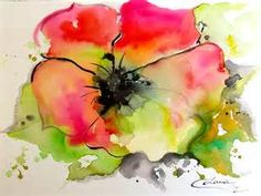 Abstract Watercolor Paintings - Bing Images