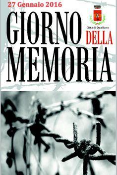 """Qualiano: De Luca sulla Giornata della Memoria """"E' bene ricordare sempre l'eccidio degli ebrei"""""""