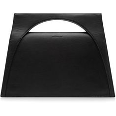 J.W. Anderson Moon Leather Clutch