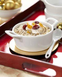 Festive Slow Cooker Rice Muesli