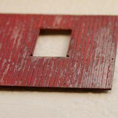 Chipping Paint on Wooden Models | Shortline Modelers