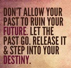 Step into destiny...