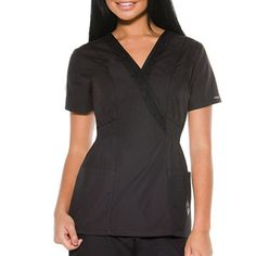 "Appropriate scrubs styles for ""a certain age"". #medical #uniforms #nurse"