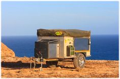 Australian Strong & Tough 4x4 Off Road Camper Trailers for Sale - Echo 4x4