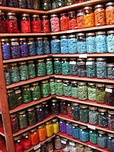 mosaic glass storage - Buscar con Google