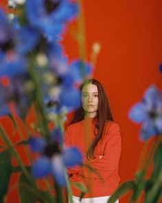 """Sigrid is a Norwegian pop sensation/singer-songwriter. Not too long ago, she performed her """"Sucker Punch"""" single during her Vevo LIFT live session. Sucker Punch, Fashion Documentaries, Make Mine Music, Feel Like Crying, Indie, New Groove, World 2020, Pop Songs, Human Emotions"""