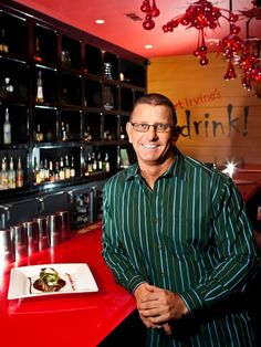 Restaurant: Impossible star Robert Irvine tells Food Network Magazine what to eat in South Carolina low country.