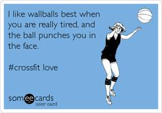 We've all been there. #wallballs #crossfit wodshop.com