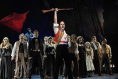 """got to thinking about """"Les Mis"""" the other day after hearing from Teresa Wright, managing director for Spotlight Youth Theatre in Glendale, who was excited about sharing news of their upcoming season."""