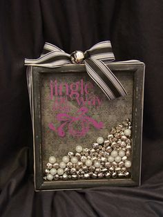 So So Cute.. I would Love This With Traditional Christmas Colors.. Cute For DIY Or Craft Idea..