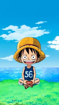Kawaii Luffy