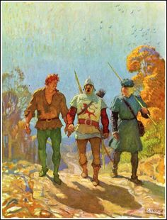 The White Company NC Wyeth | Wyeth*The White Company by A. Conan DoylePublished