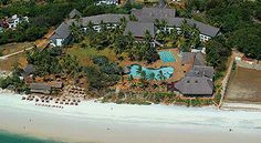 Kenia - Mombasa Północna - Hotel Reef