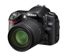 Digital SLR Cameras D80