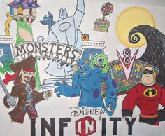 Check out the infinite talents of fans Emily N. and Paul H.!