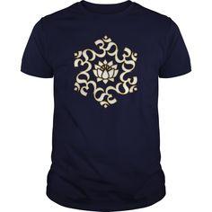 Om Lotus, Buddhism, Yoga, Meditation, Spiritual Women's T-shirts T Shirt Yoga Fitness, Health Fitness, Spiritual Gifts, Yoga Meditation, Buddhism, Custom Shirts, Spirituality, Just For You, T Shirts For Women