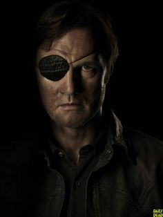 The Walking Dead, the Governor