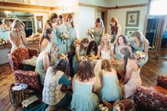 Thistle Springs Ranch - Bridal Chambers