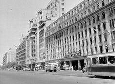 Bulevardul Magheru in 1957