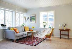Colorelle modeblogg - Vardagsrum