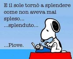 Snoopy Comics, Funny Comics, Funny Video Memes, Stupid Funny Memes, Italian Humor, Snoopy Quotes, Snoopy Love, Text Quotes, Betty Boop